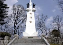 춘천 충열탑 석재 보수공사